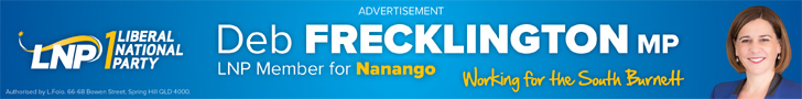 Vote for Deb Frecklington - click here