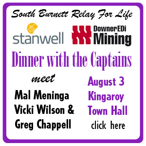 Dinner With The Captains - Click Here!