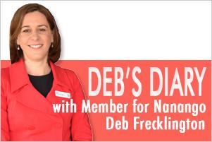 Deb's Diary