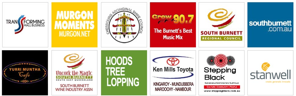 South Burnett-Cherbourg On Show Sponsors