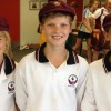 Trio Capped For Queensland