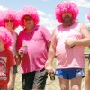 Cricketers In The Pink