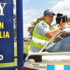 Police Blitz Nets More Drivers