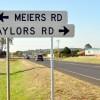 Taylors Road Upgrade Starts Monday