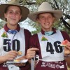 Students Hoof It To Wondai