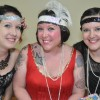 Showgirls Have A Ball In Kingaroy