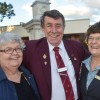 Towns Pause To Remember