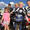 Junior Riders Create A Buzz