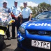 Police Add New Bike To Road Arsenal