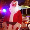 Santa Hitches A Ride To Kumbia
