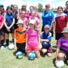 Soccer's Turn To Woo The Ladies