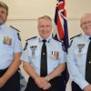 Medals To Thank Local Police