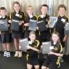 School Stamp Clubs<BR> Lead To Membership Boom
