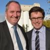 Deputy PM Drops Into Kingaroy