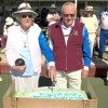 Durong Opens New Playing Surface