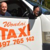 Wondai Taxi's Running Out Time
