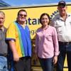 Rotary Unveils New Van