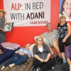 Anti-Mine Protesters Target Downer