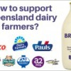 Milk Labelling<BR> Plan Scrapped