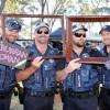 Police Happy With<BR> Burrandowan Behaviour