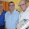 Club Bowled Over By Gift