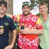 Cricketers Go Into Bat For Fundraiser