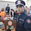 QFES Honours Cherbourg Firefighter