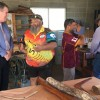 MP Opens Cherbourg Men's Shed