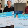 Local Heroes Earn Grants
