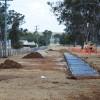 New Footpath At Wondai