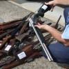 Stolen Firearms Surrendered