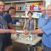 Helping Hand From Rotary