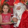Kumbians Pause For Santa Claus