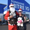Toy Run Bikers<BR> Say &#8220;Thank You!&#8221;