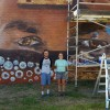 Artists Tackle Another Murgon Mural