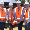 Construction Starts On Wind Farm