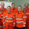SES Volunteers Learn New Skills