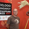 Surreal Sculpture Wins $7000 Prize