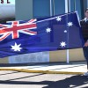 Battle Flag Returns To Kingaroy