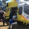 Two Horse Riders Injured