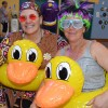 Relay For Life Ducks For Cover