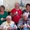 Volunteers Top 270 Years' Service