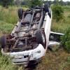 Crash Driver Has Lucky Escape