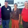 Murgon Farewells BlazeAid Volunteers