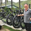 BVRT Launches Bike Hire Service