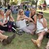 Festival's Going Ahead Rain Or Shine
