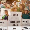 Angry Response To Labor's Tree Laws