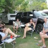 Happy Campers Gather At Kilkivan