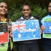 Students Sign Reconciliation Pledge