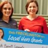 MP Kicks Off Fundraising Campaign